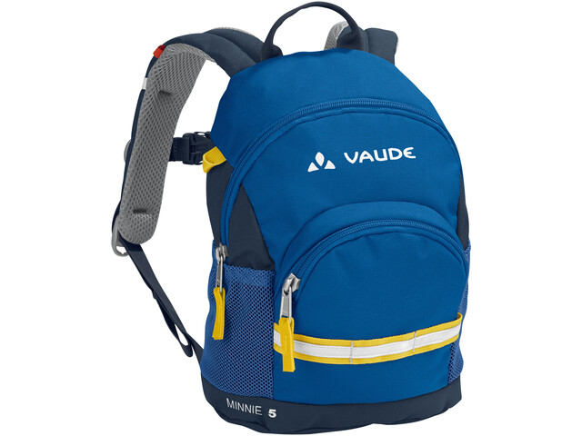 VAUDE Minnie 5 Rucksack Kinder blue